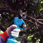(50%OFF!!! Year End Sale) Electric branch scissors-Make Your Gardening Work Easy