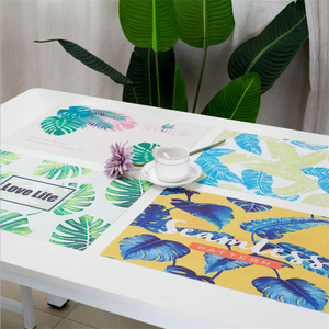 Insulated table mat