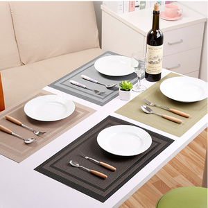 Hot Selling!!!2019High quality fine, kitchen mat table mat, coffee mat