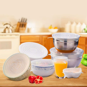 🎉Last day promotion🎉Food preservation cover,  2 set worldwide delivery