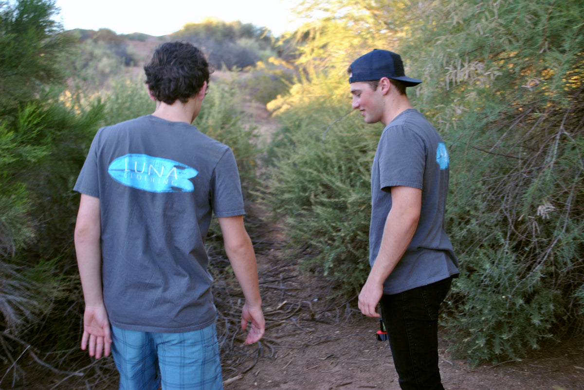 Zach and Micah Luna Clothing