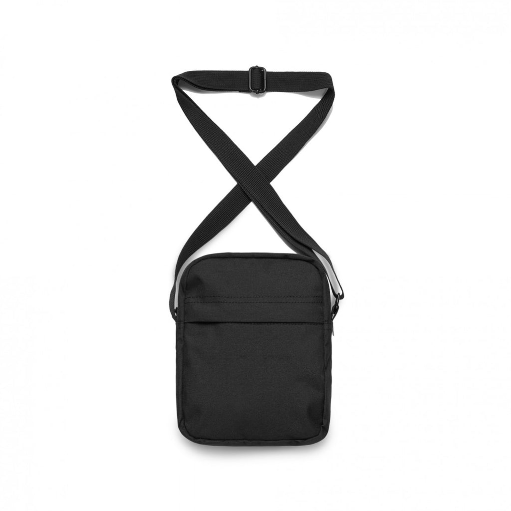 FLIGHT SHOULDER BAG - BLACK