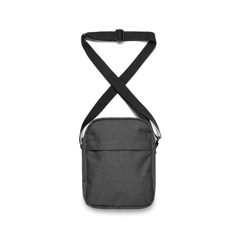 FLIGHT SHOULDER BAG - ASPHALT