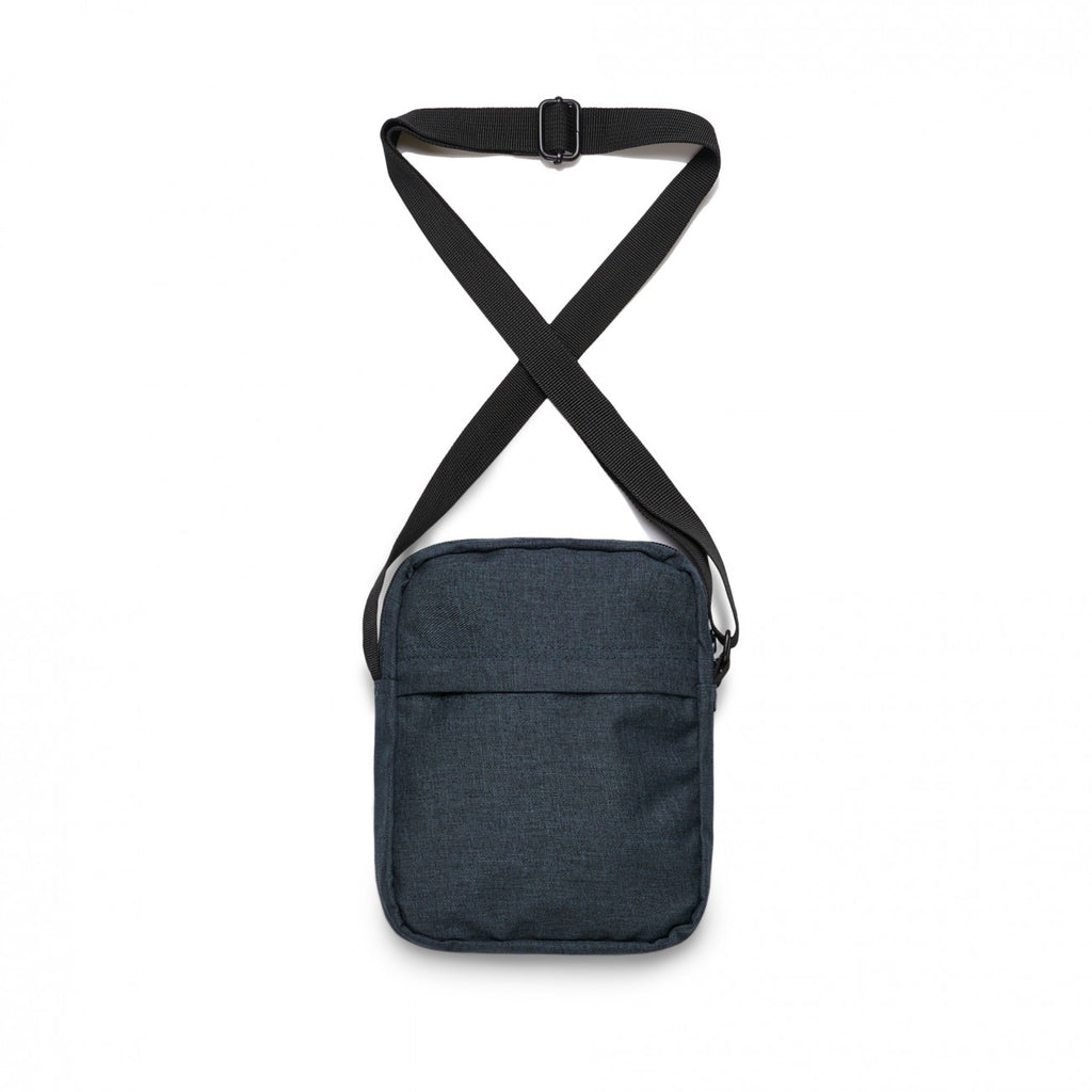 FLIGHT SHOULDER BAG - NAVY