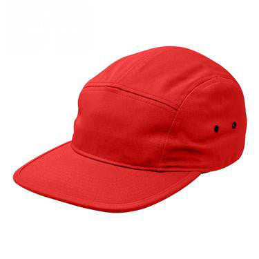 Red Classic 5-Panel