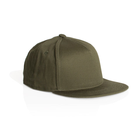 Casual Snapback - Army Green