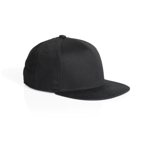 Casual Snapback - Black