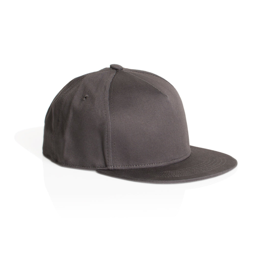 Casual Snapback - Dark Grey