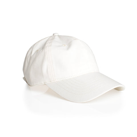 Low Profile 6-Panel Cap 1111 - Natural