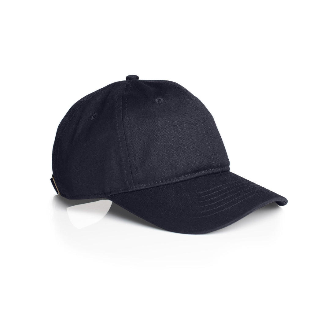 Low Profile 6-Panel Cap 1111 - Navy