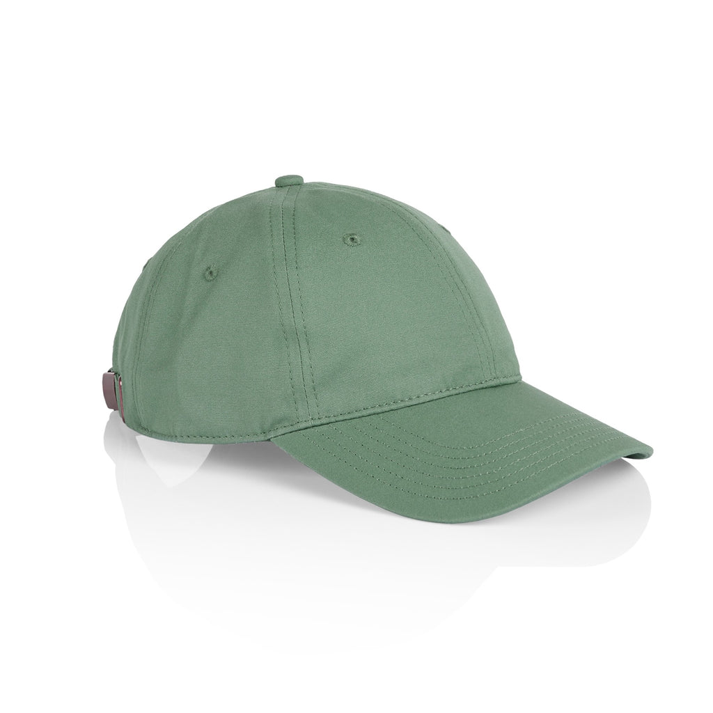 Low Profile 6-Panel Cap 1111 - Sage Green
