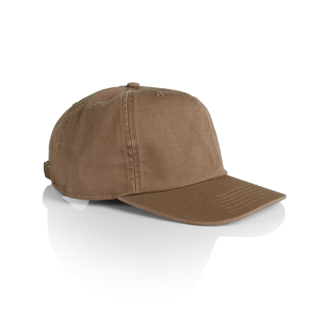 The 1116 Low Profile Cap - Natural Khaki