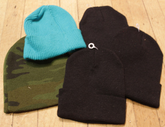 Wholesale lot of 5 Random beanies