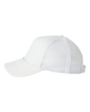 Foam Trucker - White