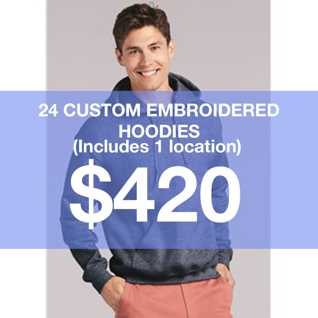 Custom Printed Hoodies, Custom Printed Hooded Sweatshirts