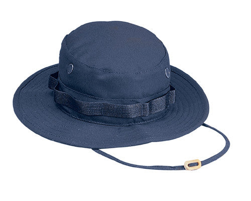 Navy Safari Hat