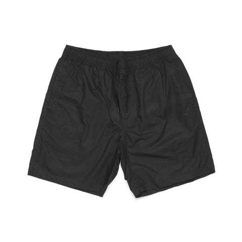 Summer Beach Shorts - Black