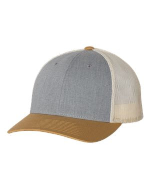 Richardson - Low Profile Trucker Cap (30+ available colors)