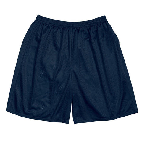 Mesh Gym Shorts - Navy