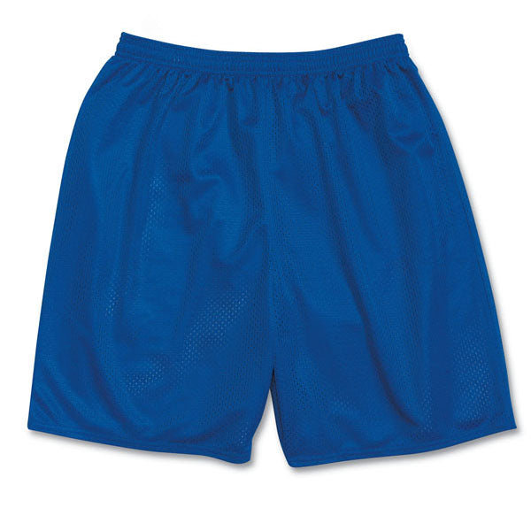 Mesh Gym Shorts - Royal Blue