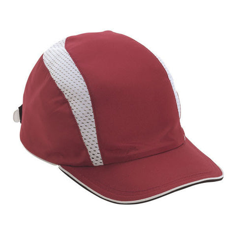Performance Runner Cap Red/ White