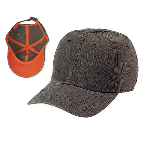Gap Style Dad Hats - Brown/ Orange