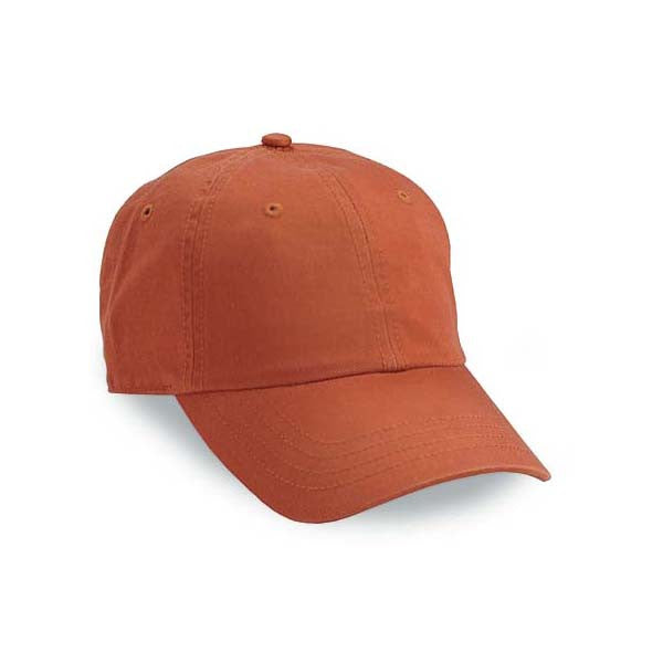 Gap Style Dad Hats - Texas Orange