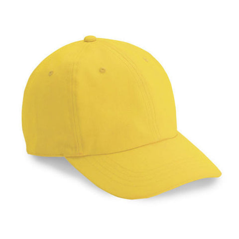 Gap Style Dad Hats - Neon Gold