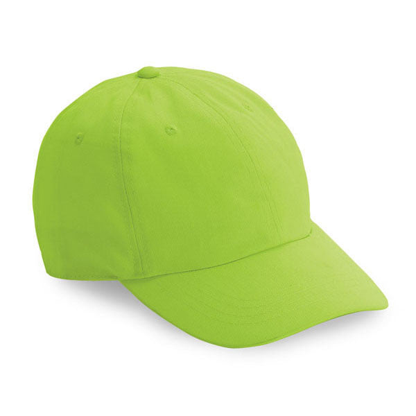 Gap Style Dad Hats - Neon Green