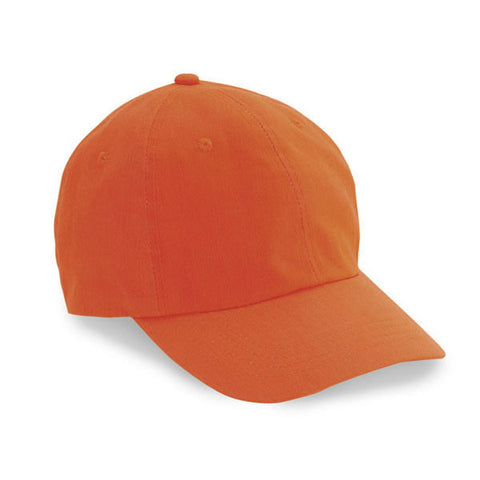 Gap Style Dad Hats - Neon Orange