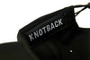 KNOTBACK BLACK UNSTRUCTURED