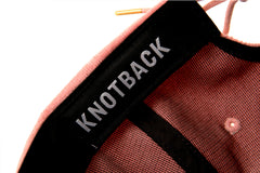 KNOTBACK PINK CORDUROY/ SUEDE UNSTRUCTURED