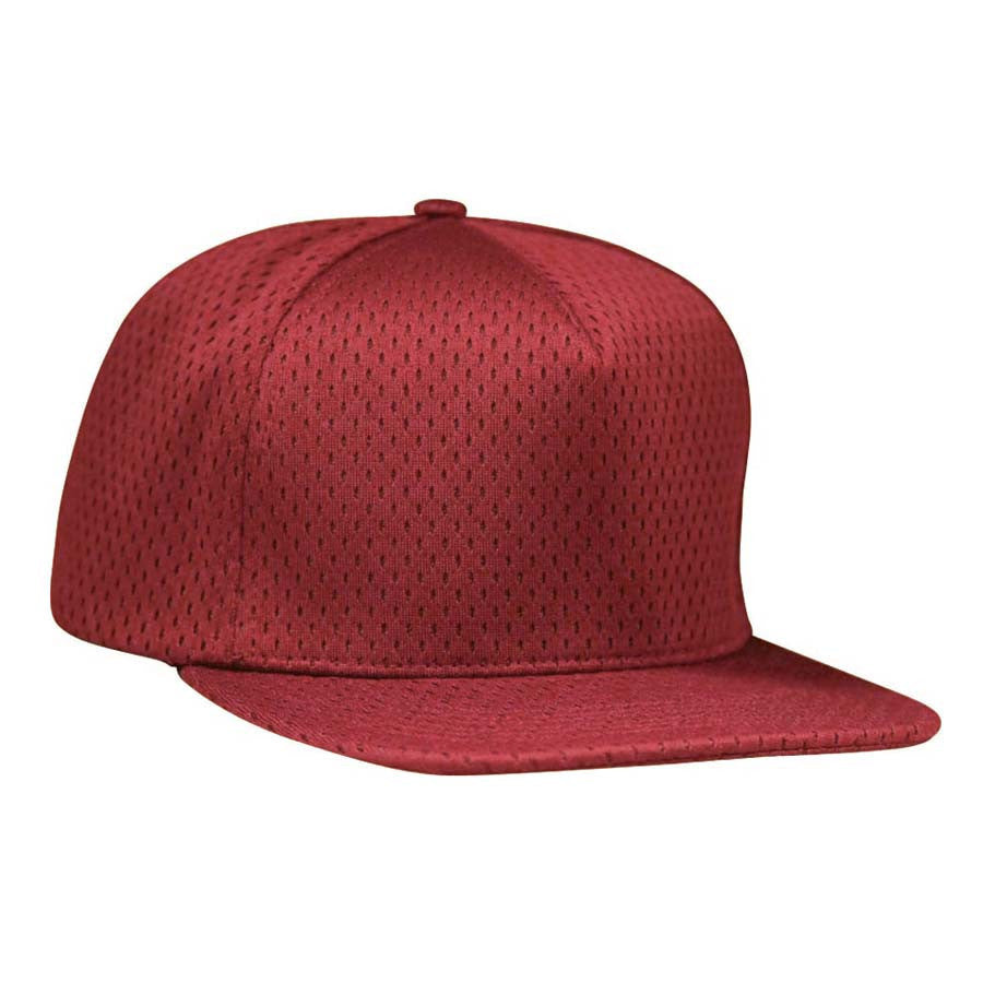 Athletic Mesh Snapback