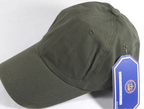 Olive Unstructured 6-Panel