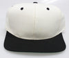 Vintage Snapbacks Cream/ Black