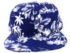 Blue Hawaii Trendy Snapback