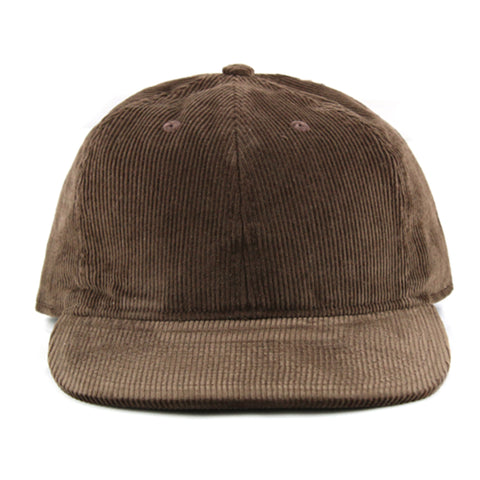 Brown Corduroy 6-Panel - NH