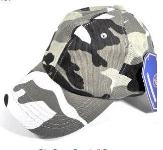 City Camo Dad Cap