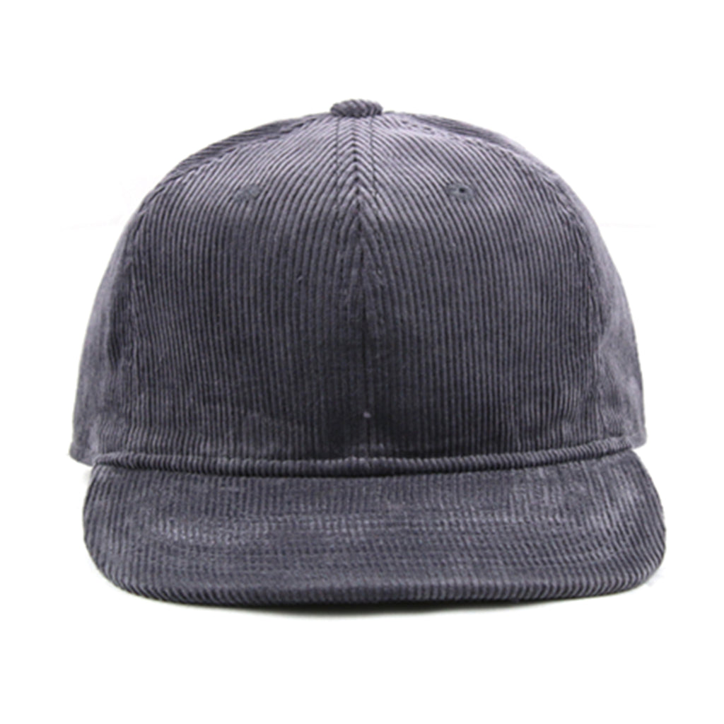 Grey Corduroy 6-Panel - NH