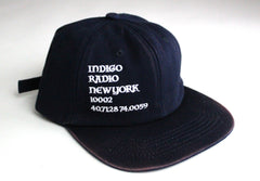 24 CUSTOM EMBROIDERED 6-PANEL FLOP CAPS