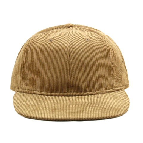 Khaki Corduroy 6-Panel - NH