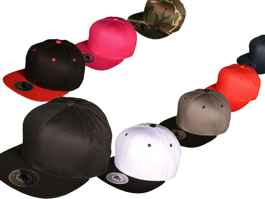 Assorted 3 Dozen Pack of Snapbacks
