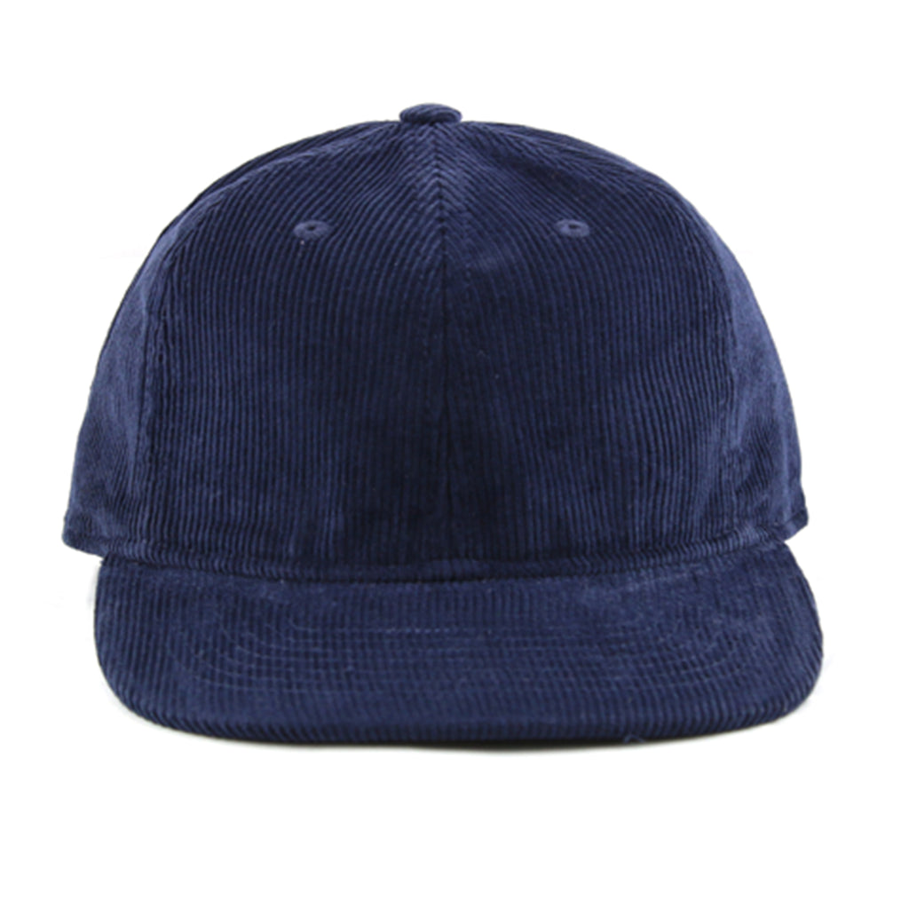 Navy Corduroy 6-Panel - NH