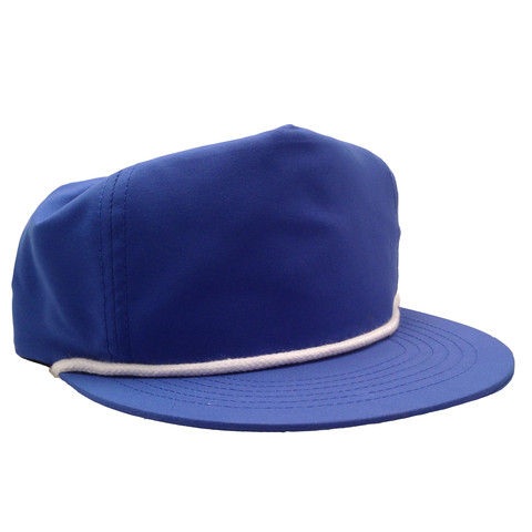 5 Panel Nylon Cap with Rope - Bulk-Caps Wholesale Headwear 427b36bc353