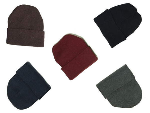 Winter Beanie Assortment 12 Pieces