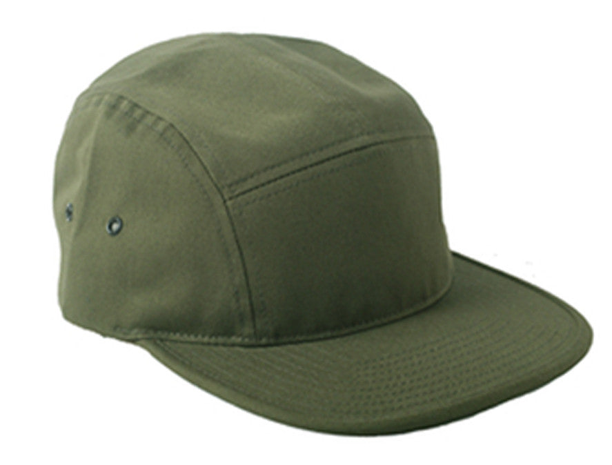 Olive Classic 5-panel