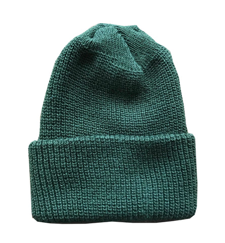 WATCH CAP BEANIE - OLIVE (USA MADE)