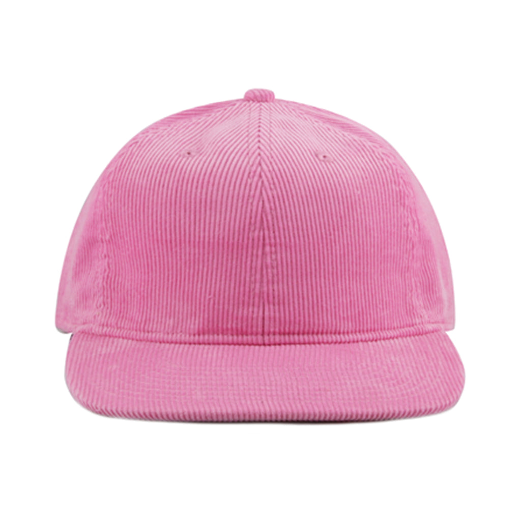 Pink Corduroy 6-Panel - NH