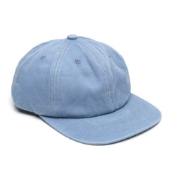 Faded Unstructured 6 Panel - Powder Blue