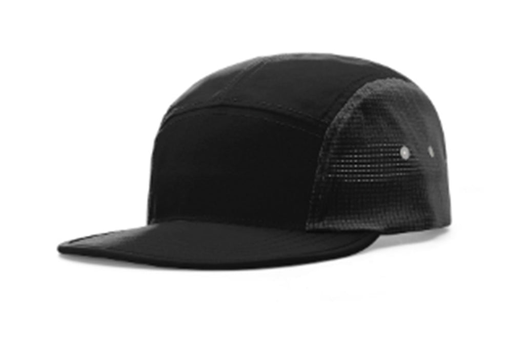 Relaxed Stay Dry 5-Panel - Black